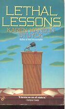 Lethal Lessons by Karen Hanson Stuyck (1997, Paperback)