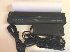 Brother PJ-663 Pocketjet 6 Plus Bluetooth Portable Thermal Printer -NO BATTERY