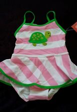 NWT GYMBOREE TENNIS MATCH TURTLE SWIMSUIT 2T