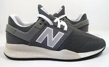New Balance Men's 247 V2 Sneaker Castlerock/Bone Size 8.5