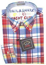 Paul & Shark P&S Yachting Herren Langarm Hemd I14P0348 Fb. 035 Gr.: 41