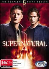 SUPERNATURAL : SEASON 5 : NEW DVD