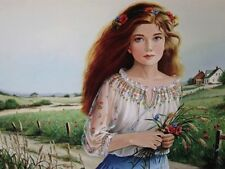 """PATI BANNISTER """"Crossroads"""" Print Signed and Numbered"""