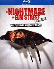 a Nightmare on Elm Street Collection The Original First 7 Nightmares Region 1