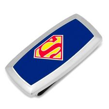 Official DC Comics Superman Cushion Money Clip Free Shipping