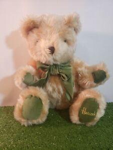 "Harrods 13"" Ten Teddies Anniversary Christmas Bear"