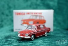 [TOMICA LIMITED VINTAGE LV-09b 1/64] HINO CONTESSA 1300 (Red)
