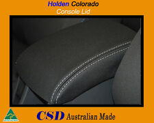 Console Lid Cover Holden Colorado Heavy Duty Neoprene