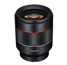 Samyang AF 50mm F1.4 Sony FE Mount Lens - Ex-Demo