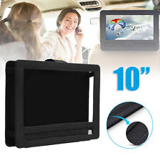 10'' Oxford Car Seat Headrest Portable DVD Player Tablet iPad Mount Strap Holder