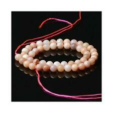 Opal Round Beads 4mm Pink 90+ Pcs Gemstones DIY Jewellery Making Crafts