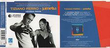 TIZIANO FERRO JAMELIA CD SINGLE 3 tracce 2004 UNIVERSAL PRAYER