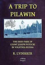 """A Trip to Pilawin: """"The Deer-Park of Count Joseph Potocki in Volhynia Russia"""""""