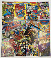 Set Of 14 Marvel 1994-96 What If...? Captain America/X-Men/Spider-man MINT L57