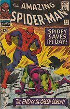 RAW:  THE AMAZING SPIDER-MAN # 40