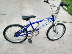 Dyno NSX Bmx Bike Race 20 Inch GT Blue Chrome Old School