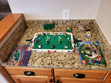 Lego Soccer: Shoot 'n' Score (3401) and Championship Challenge (3409) + Poster