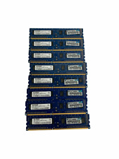 8 x Elpida 2GB DDR3 Laptop Memory Sticks 1Rx8 PC3-12800S