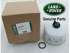 GENUINE LANDROVER DISCO 3/4 RANGE ROVER SPORT FUEL FILTER PLEASE SEND REG NUMBER