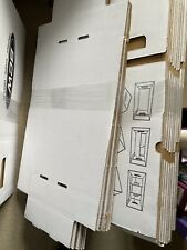 More details for 10 short comic book storage boxes (bcw brand)