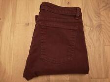 American Apparel burgundy men's jeans 34 L