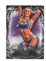 WWE Summer Rae #12 2015 Topps Undisputed Black Parallel Base Card SN 37 of 99