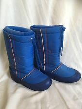 Vintage 70s 80s Womens Winter Snow Boots