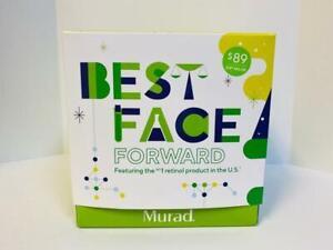 Murad Best Face Forward - Youth Serum, Cleanser, Brightening Serum & Water Gel