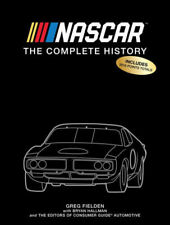 *New Leatherbound* NASCAR: The Complete History 2017 Edition