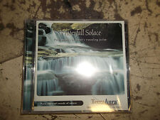CD Waterfall Solace  Pure Nature sounds  Relaxation music