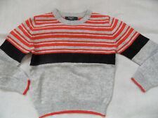 MANGO Kids schöner Pullover Gr. 104 TOP ST719