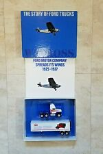 Winross Ford Trucks History Diecast Truck, Trimotor Airplanes (1925-1927)