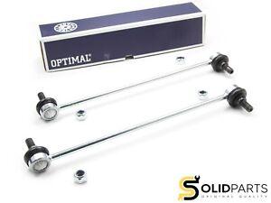2x Original OPTIMAL Coupling Rod Front for Opel Vectra C Signum Saab Fiat Croma