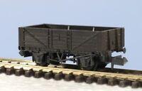 N Vagón Kit - 10ft distancia entre ejes 5 Tablón De Vagón abierto - Peco knr-40
