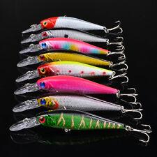 Wholesale 24pcs Minnow Baits Fishing Lures CrankBait Bait Bass Tackle 10cm/9.36g