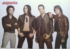 """EXTREME """"GROUP SHOT"""" POSTER FROM ASIA - Glam / Funk Metal, Hard Rock Music"""