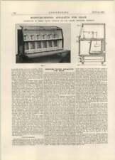 1927 Moisture Testing Apparatus For Grain, Thomas Robinson Rochdale