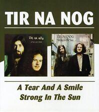 Tir Na Nog - Tear & a Smile / Strong in the Sun [New CD]