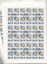 CCCP 1991 URSS 33 feuilles 36TP 3k Aeronautique Dirigeables GA 12 de  1987