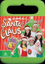 Hi-5 Santa Claus Is Coming - DVD Region 4 Good Condition