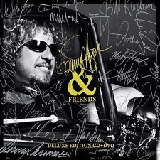 SAMMY HAGGAR and Friends CD + DVD ( journey van halen chickenfoot )