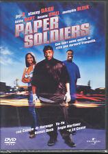 PAPER SOLDIERS  - DVD (NUOVO SIGILLATO)