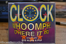 CLOCK - WHOOMPH! (THERE IT IS) (6 track CD single)