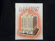 1929 MAY THE ICE CREAM REVIEW MAGAZINE - GREAT COVER & ADS - ST 1011