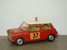 Morris Mini Cooper Rallye Monte Carlo 1964 - Corgi Toys 317 England *41863