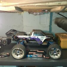Traxxas E-Revo 100% RTR includes everything needed to drive