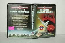 SUPER SKRAMBLE! GIOCO USATO COMMODORE 64 EDIZIONE EUROPEA FR1 51646