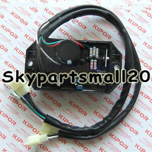 Diesel generator voltage regulator AVRKDE180EW KDE6700TA KI-DAVR-50S FOR Kipor