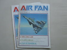 AIR FAN N°95 SAAB 37 VIGGEN NWC CHINA LAKE AGUILA MUSEE ALAT SNCASE GROGNARD