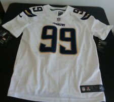 JOEY BOSA Los Angeles CHARGERS Football NIKE Sewn LARGE Stitched NEW Jersey